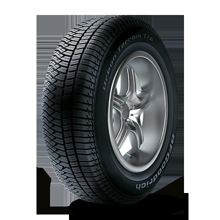 BF Goodrich Urban Terrain: Tu neumático para SUV